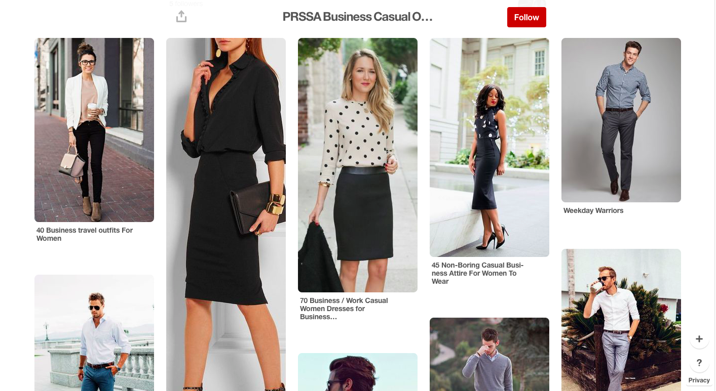 8b9e7297007 What not to wear  PRSSA Edition – UGA Public Relations Student ...